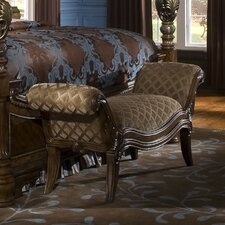 Sovereign Wooden Bedroom Bench