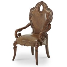 <strong>Michael Amini</strong> Sovereign Arm Chair