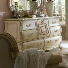 Lavelle 6 Drawer Combo Dresser