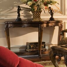 <strong>Michael Amini</strong> Palais Royale Console Table