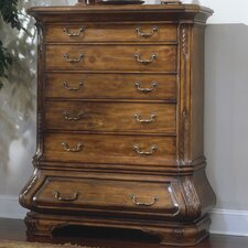 <strong>Michael Amini</strong> Tuscano 6 Drawer Chest