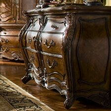 <strong>Michael Amini</strong> Palais Royale 6 Drawer Double Dresser