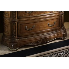 <strong>Michael Amini</strong> Cortina 6 Drawer Chest
