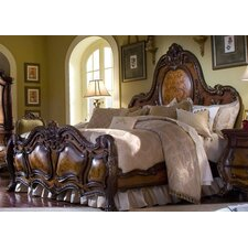 <strong>Michael Amini</strong> Chateau Beauvais Panel Bed