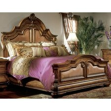 <strong>Michael Amini</strong> Tuscano Mansion Panel Bed