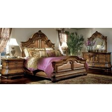 Tuscano Mansion Panel Bedroom Collection