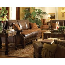 <strong>Michael Amini</strong> Windsor Court Living Room Collection