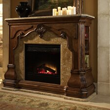 Tuscano Electric Insert Fireplace
