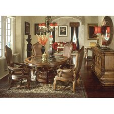 <strong>Michael Amini</strong> Tuscano 5 Piece Dining Set