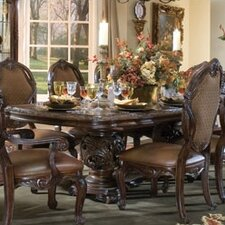 Essex Manor 9 Piece Dining Set