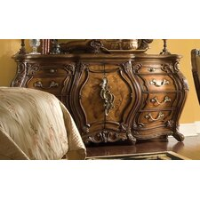 Palais Royale 8 Drawer Triple Combo Dresser