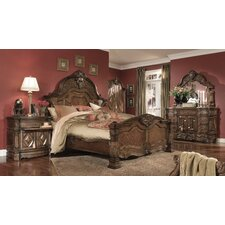 <strong>Michael Amini</strong> Windsor Court Panel Bedroom Collection