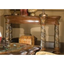 <strong>Michael Amini</strong> Villa Valencia Console Table