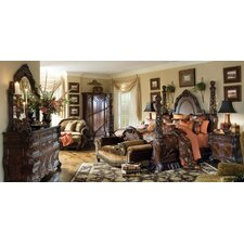 <strong>Michael Amini</strong> Essex Manor Poster Bedroom Collection