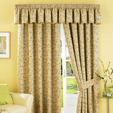 Natural Cedar Slot Top Curtains