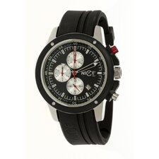 Enzo Chrono Men's Watch