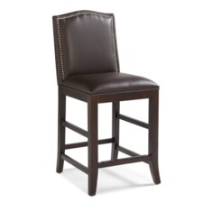 "Maison 26"" Bar Stool with Cushion"