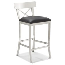 "Status 26"" Bar Stool with Cusion"