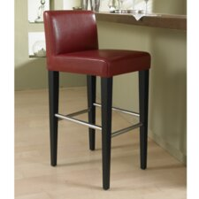 "Oriana 26"" Bar Stool with Cushion"