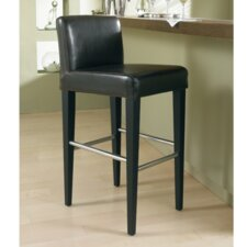 "<strong>Sunpan Modern</strong> Oriana 26"" Bar Stool with Cusion"