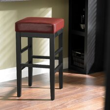"Jacob 26"" Bar Stool with Cushion"