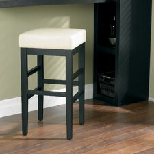 "Jacob 30"" Bar Stool with Cushion"