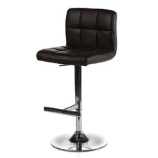 Rockwell Adjustable Height Bar Stool