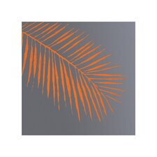 <strong>Sunpan Modern</strong> Palm Leaf Wall Art