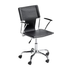 Diplomat Faux Leather Office Chair