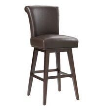 "Hamlet 30"" Swivel Bar Stool with Cusion"