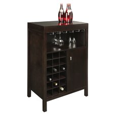 <strong>Sunpan Modern</strong> Philmore 18 Bottle Wine Rack
