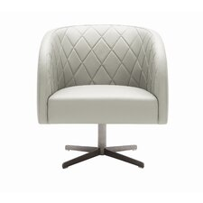 <strong>Sunpan Modern</strong> Boulevard Leather Armchair