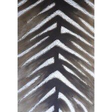 Zebra Painting Print