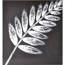 Leaf Painting Print
