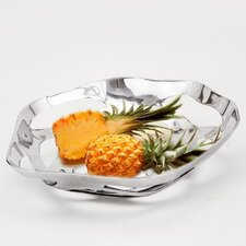 Oval Perforated Bowl