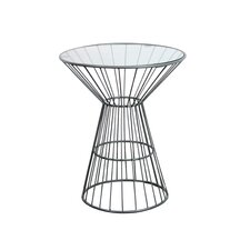 <strong>Fashion N You by Horizon Interseas</strong> Wire Frame End Table