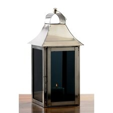 Smoky Glass Lantern