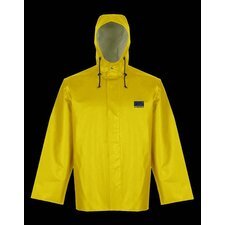 Journeyman Phthalate PVC Hooded Jacket