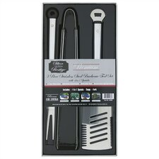 <strong>Sterling Forge</strong> Premium Stainless Steel Barbecue Toolset