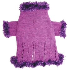 <strong>Klippo Pet</strong> Adorable Hand Knit Dog Sweater