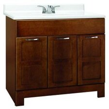 "<strong>RSI Home Products</strong> Casual 36"" Bathroom Vanity Base"
