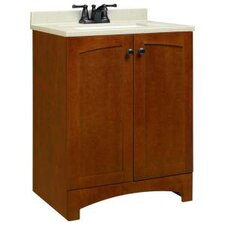 "<strong>RSI Home Products</strong> Melborn 24.5"" Bathroom Vanity Set"