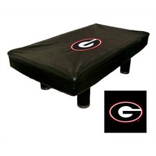 NCAA Licensed Pool Table Cover