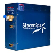 10.5 kW Steam Generator with Whisper Quiet Operation
