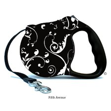 Avant Garde Fifth Ave Retractable Dog Leash