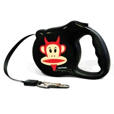 Paul Frank-Devil Julius Retractable Dog Leash