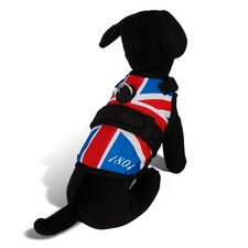 <strong>26 Bars & A Band</strong> Avant Garde British Invasion Dog Harness