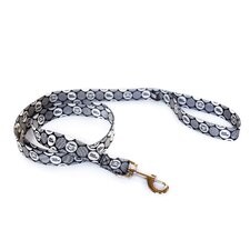 <strong>26 Bars & A Band</strong> Paul Frank Julius Mod Dots Dog Leash