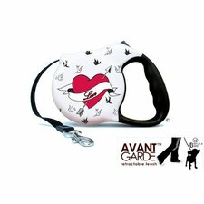 <strong>26 Bars & A Band</strong> Avant Garde Freebird Retractable Dog Leash