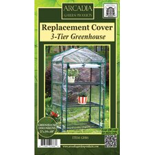 <strong>Arcadia Garden Products</strong> Mini Greenhouse Replacement Cover